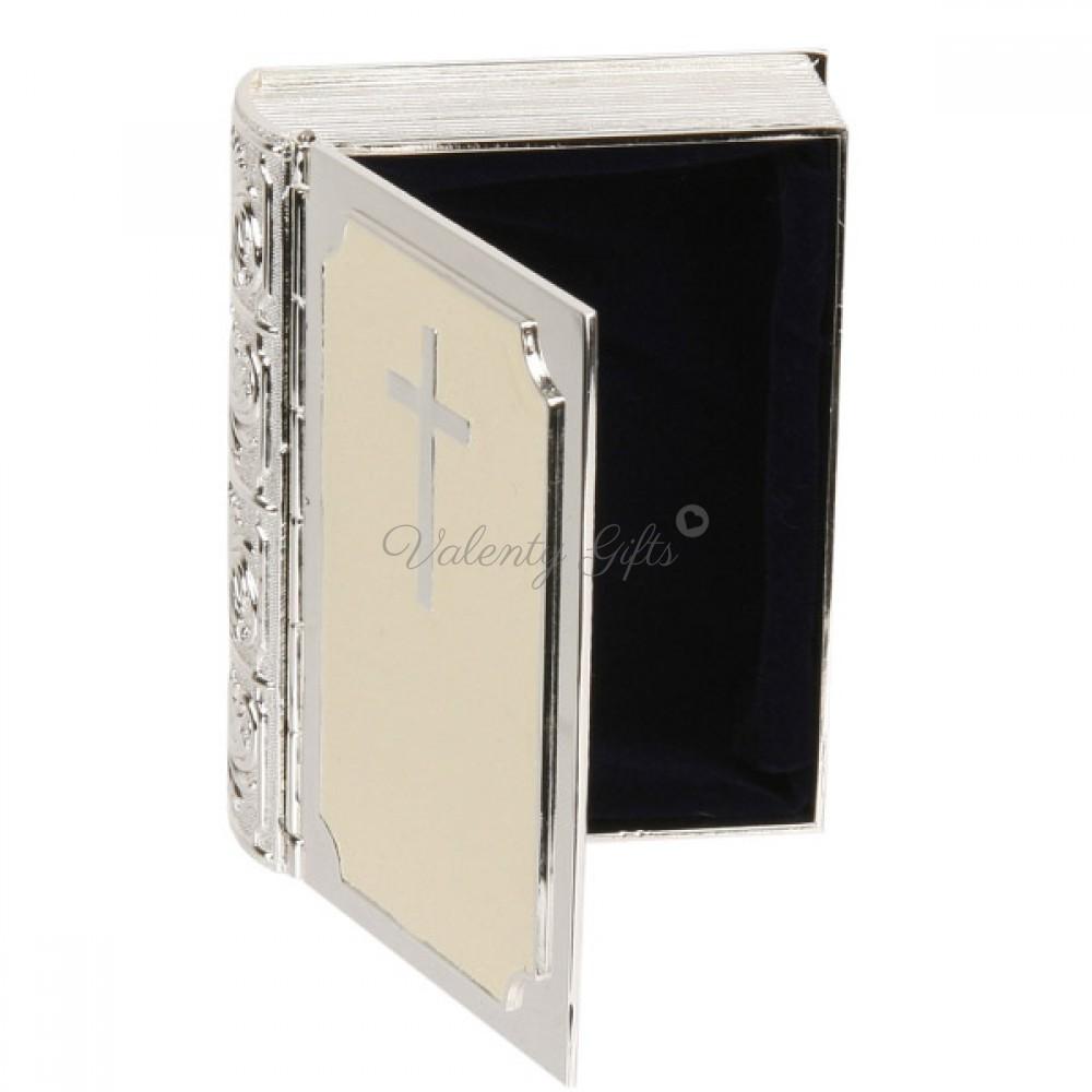кутия-библия-подарък-кръщене