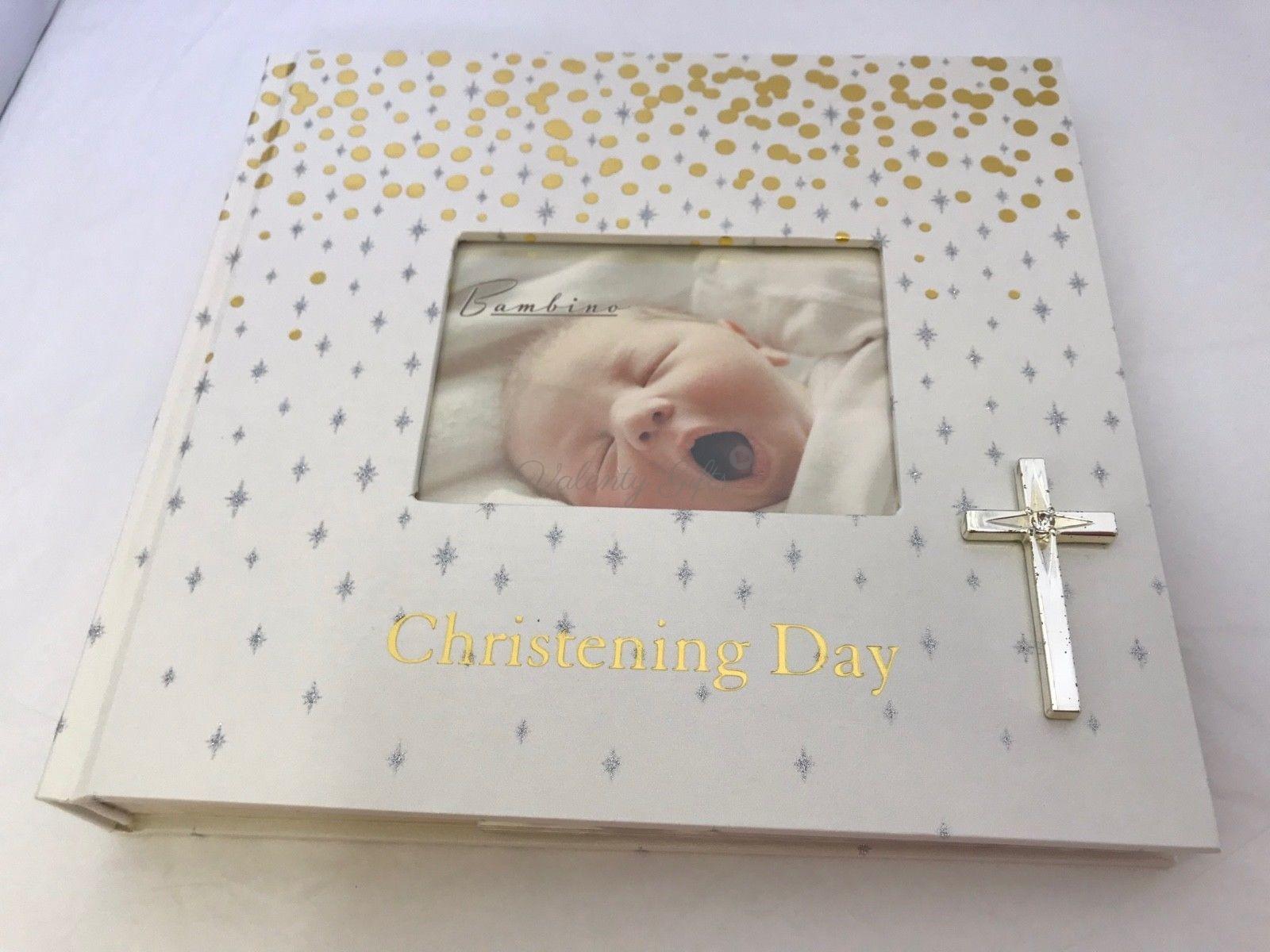 Албум за снимки с кръстче
