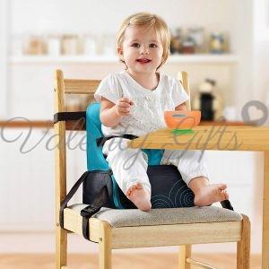 Детско столче за хранене, сгъваемо, преносимо Munchkin