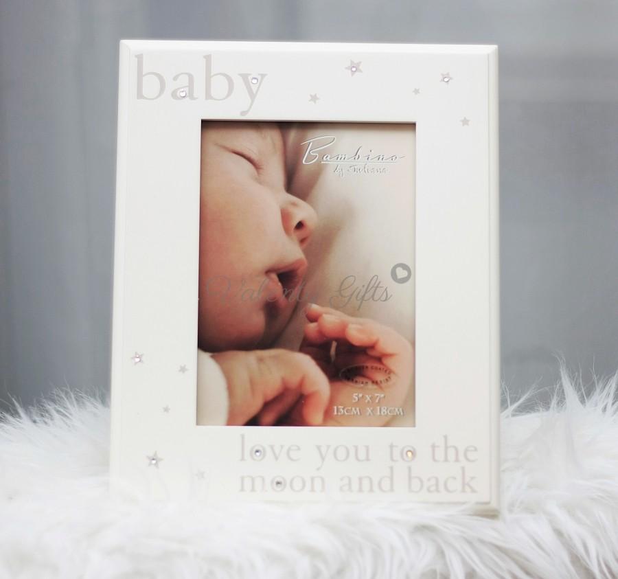 Рамка за снимка с надпис Baby