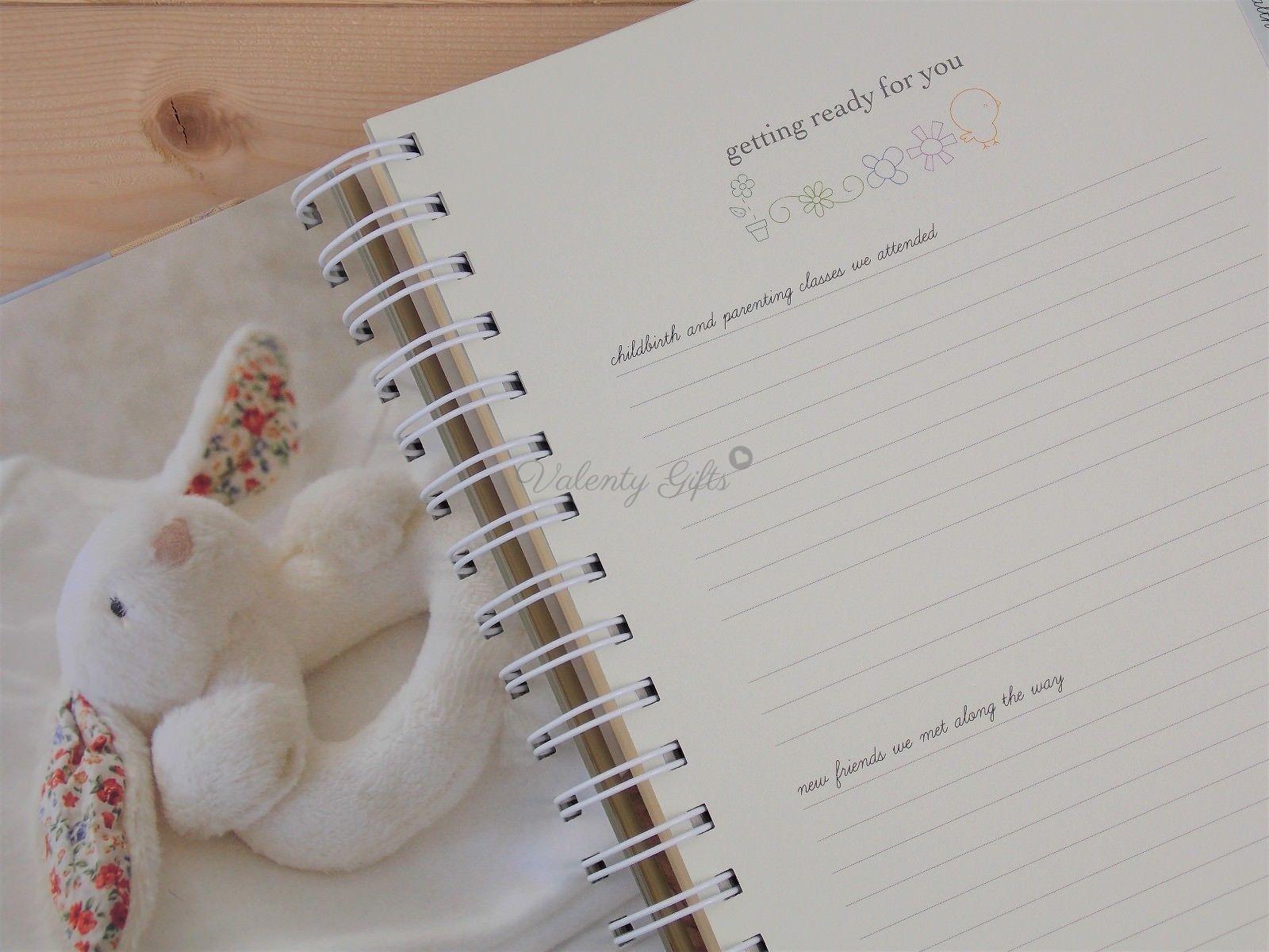 Страници от дневник за бебето на спирала