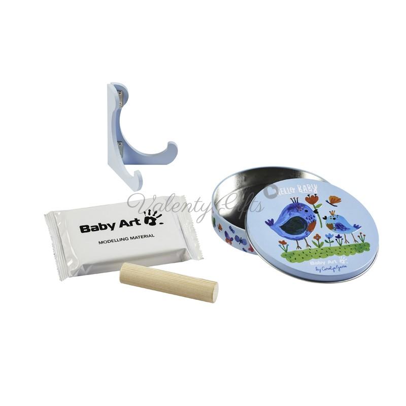 Комплект за отпечатък от бебешко краче Baby Art Magic Box