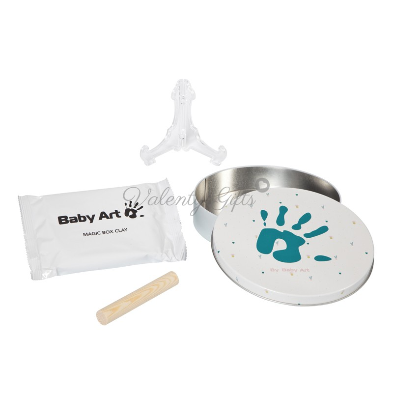 baby-art-magic-box-гипсов-отпечатък