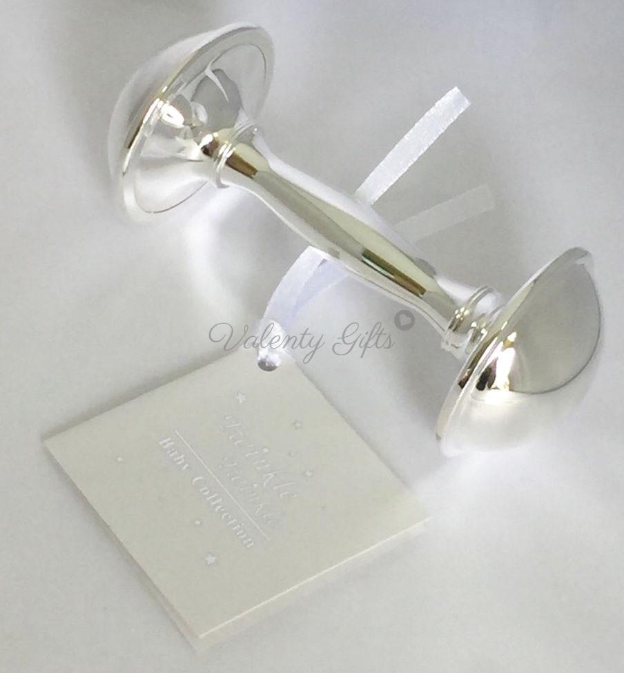 Сувенир посребрена дрънкалка