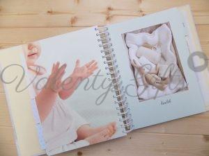 Deluxe journal My baby отворен дневник за бебето