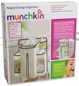Кутия на бебешки органайзер за легло и детска стая