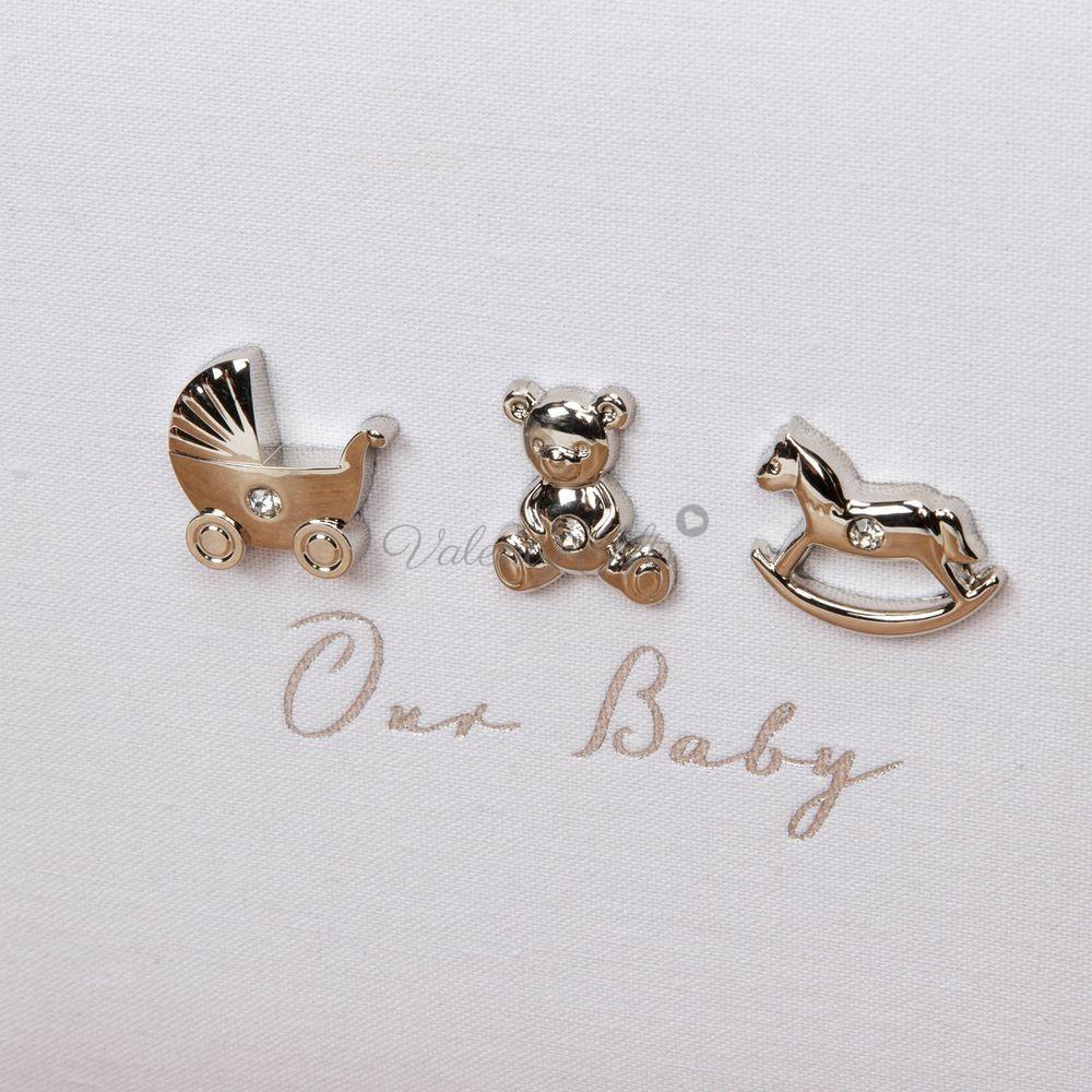 bambino-our-baby-посребрени-иконки-албум-за-снимки
