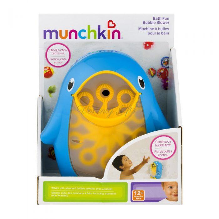 Munchkin машина за балони пингвинче в кутия