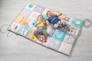 Килимче за игра за близнаци Taf Toys I love Big Mat
