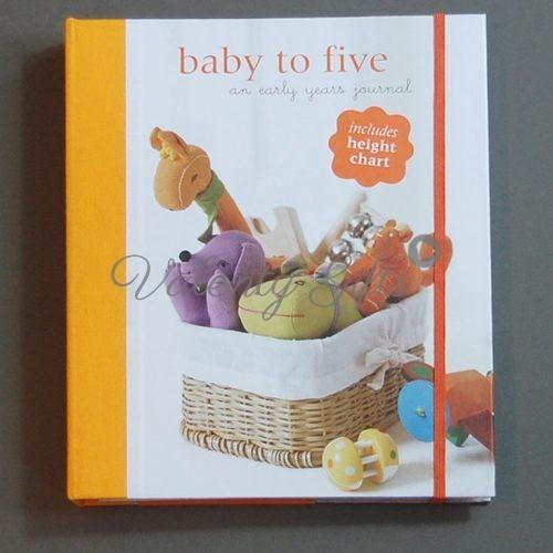 Подарък дневник за бебе от 0- 5 години