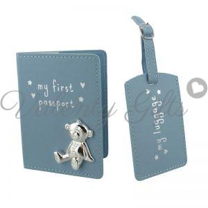 Подарък-за-бебе-Button-Corner-калъф-за-паспорт