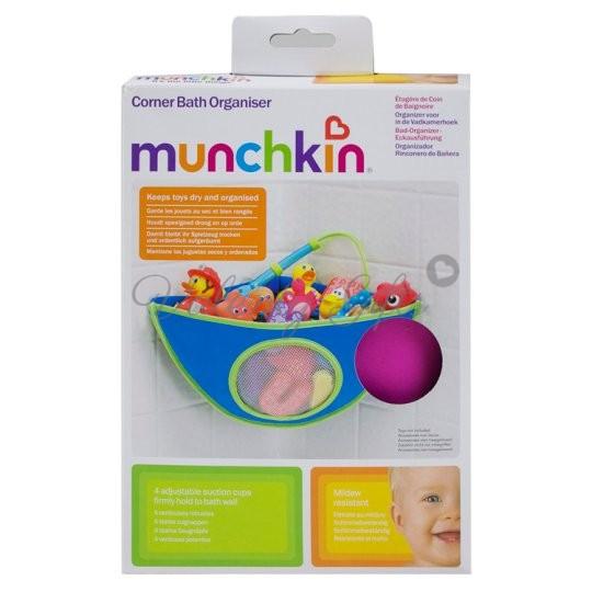 Кутията на органайзер за играчки в банята Munchkin
