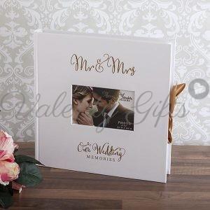 Mr.&Mrs.-Our-wedding-Memories-албум-сватбен