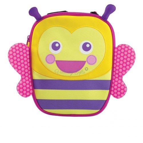 розова-чанта-пчеличка-термо-за-храна-Munchkin